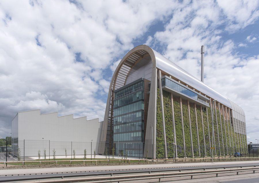 Waste To Energy Plant Leeds
