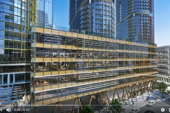 "Video: ""Barangaroo South International House Sydney"" (22/06/2016 © Lendlease Group)"