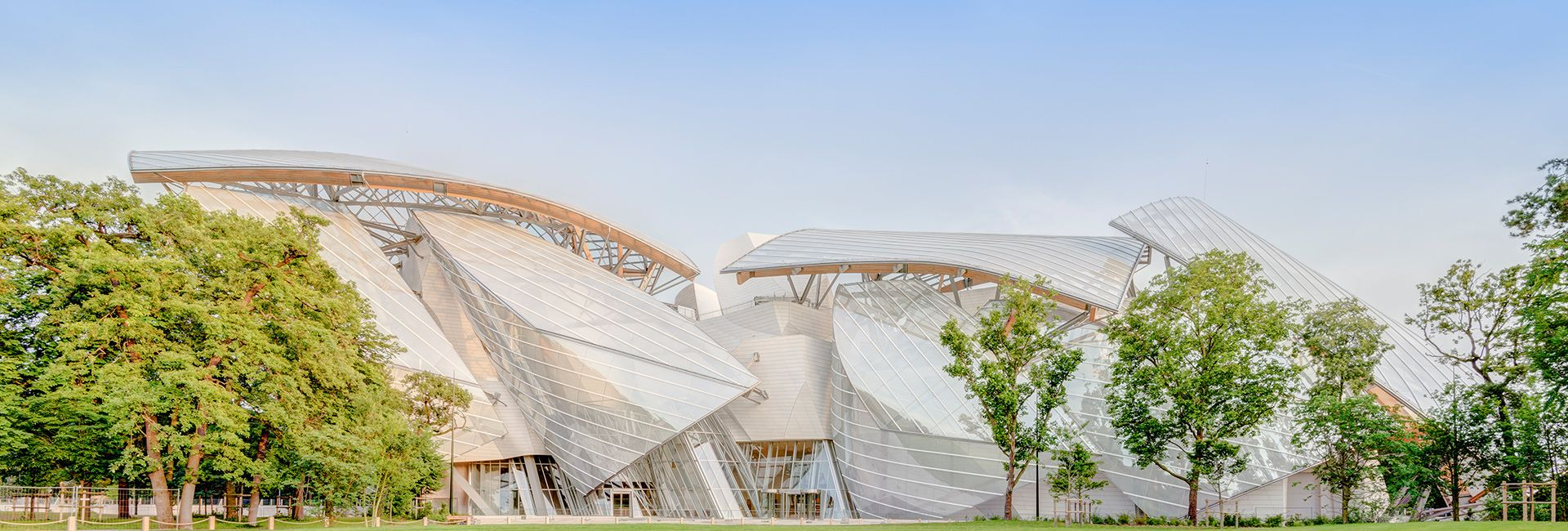 Museum Fondation Louis Vuitton // Paris